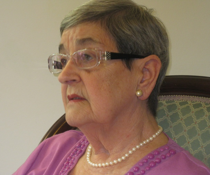 Vale Marie Muir, 1930–2018